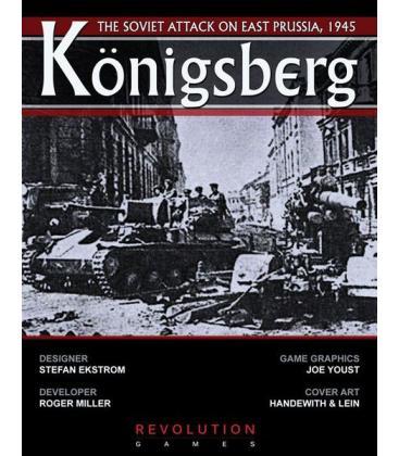 Königsberg: The Soviet Attack on East Prussia, 1945