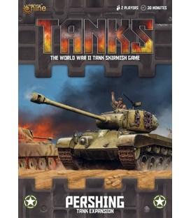 Tanks: US Pershing