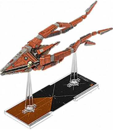 X-Wing 2.0: Nave de Asalto Clase Tridente