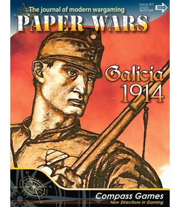 Paper Wars 97: Galicia 1914