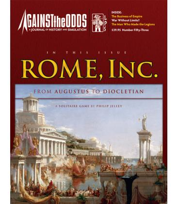 Against the Odds 53: Rome, INC.