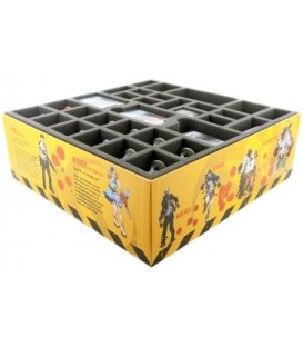 Zombicide: Season 1 Core Game Box (Foam Tray Set)