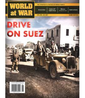 World at War 78: Drive on Suez (Inglés)