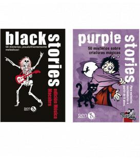 Pack Black Stories