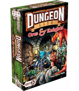 Dungeon Lite: Orcs & Knights