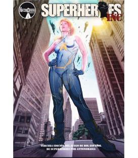Superhéroes INC (3ª Edición)