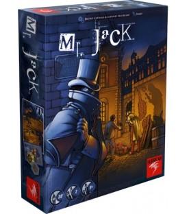 Mr. Jack: Londres (Edición 10º Aniversario)