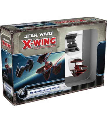 Star Wars X-Wing: Veteranos Imperiales