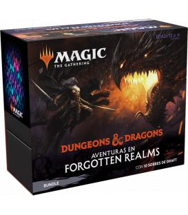 Magic the Gathering: Aventuras en Forgotten Realms (Bundle)