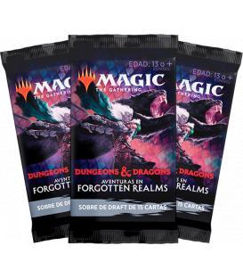 Magic the Gathering: Aventuras en Forgotten Realms (Sobre)