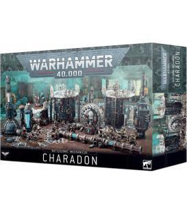 Warhammer 40,000: Zona de batalla: Mechanicus (Charadon)