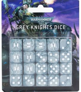 Warhammer 40,000: Grey Knights (Dados)