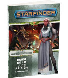 Starfinder: Contra el Trono de los Eones 2 (Huida de la Luna Prisión)