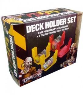 Zombicide Black Plague: Deck Holder Set