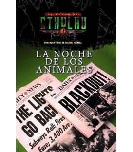 El Sueño de Cthulhu: La Noche de los Animales