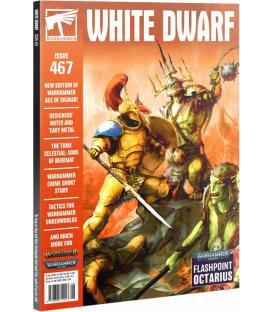 White Dwarf: August 2021 - Issue 467 (Inglés)