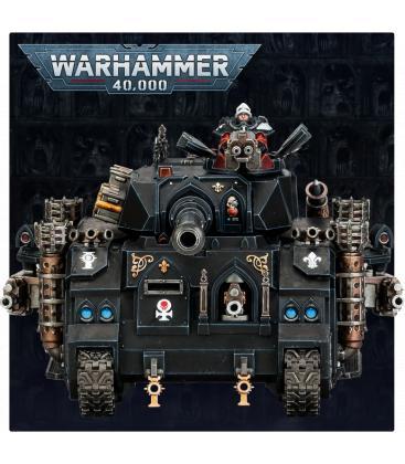 Warhammer 40,000: Adepta Sororitas (Castigator)