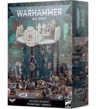 Warhammer 40,000: Battlezone (Ferratonic Furnace)