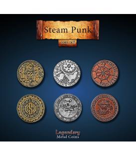 Legendary Metal Coins: Steam Punk (24)