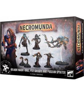 Necromunda: Delaque Nacht-Ghul, Psy-Gheists y Piscean Spektor