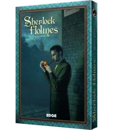 Sherlock HolmesDetective Asesor: Queen's Park