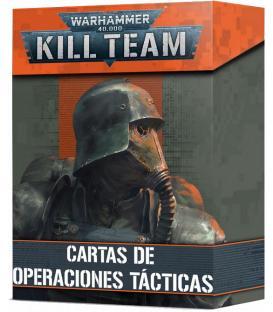 Warhammer: Kill Team (Cartas de Operaciones Tácticas)