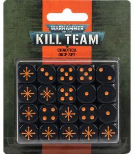 Warhammer: Kill Team - Chaotica (Dados)