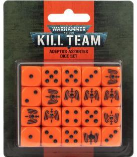 Warhammer: Kill Team - Adeptus Astrates (Dados)