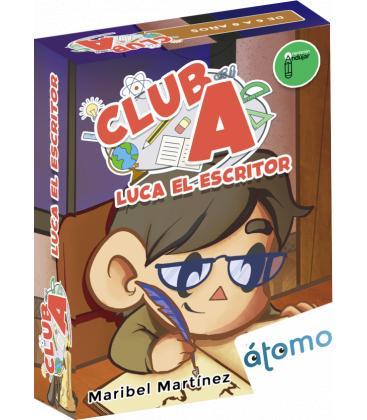 Club A: Luca el Escritor