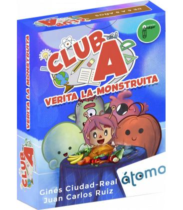 Club A: Verita la Monstruita