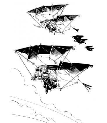 Máscaras del Imperio: Teatro de Sombras