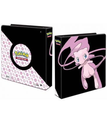 Pokemon: Álbum 3 Anillas (Mew)