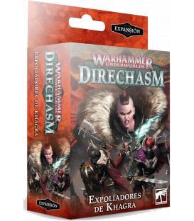 Warhammer Underworlds: Direchasm (Almancursión de Elathain)