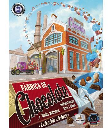 Fábrica de Chocolate (Edición Deluxe)
