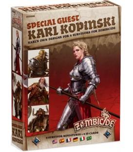 Zombicide Black Plague: Special Guest Karl Kopinski