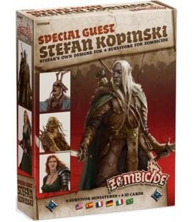 Zombicide Black Plague: Special Guest Stefan Kopinski