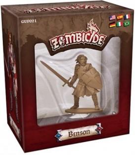 Zombicide Black Plague: Benson