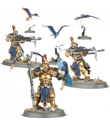 Warhammer Age of Sigmar: Stormcast Eternals (Vanguard-Raptors)
