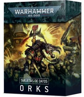Warhammer 40,000: Orks (Tarjetas de Datos)
