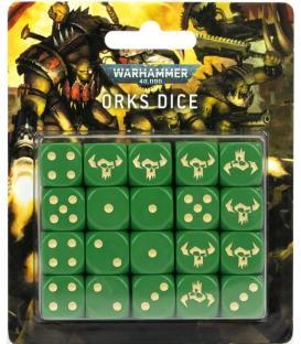 Warhammer 40,000: Orks (Dados)