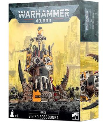 Warhammer 40,000: Orks (Big'ed Bossbunka)