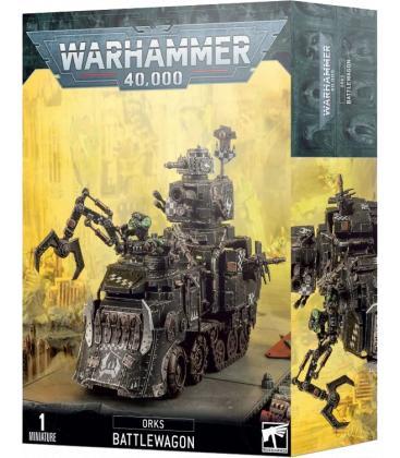 Warhammer 40,000: Orks (BattleWagon)