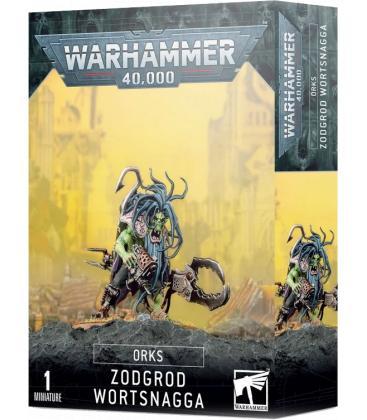 Warhammer 40,000: Orks (Zogrod Wortsnagga)