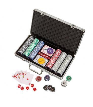 Poker (Maleta 300 chips)