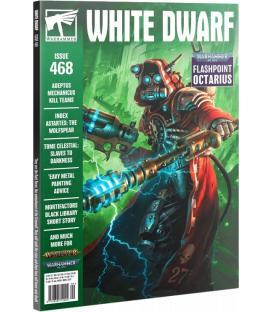 White Dwarf: September 2021 - Issue 468 (Inglés)