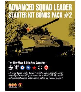 Advanced Squad Leader (ASL): Starter Kit Bonus Pack 2