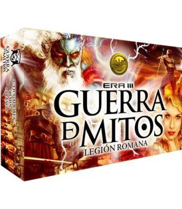 Guerra de Mitos 10: Legión Romana