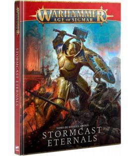 Warhammer Age of Sigmar: Stormcast Eternals - Orden (Tomo de Batalla)