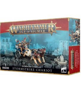 Warhammer Age of Sigmar: Stormcast Eternals (Stormstrike Chariot)