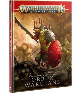 Warhammer Age of Sigmar: Orruk Warclans (Tomo de Batalla)